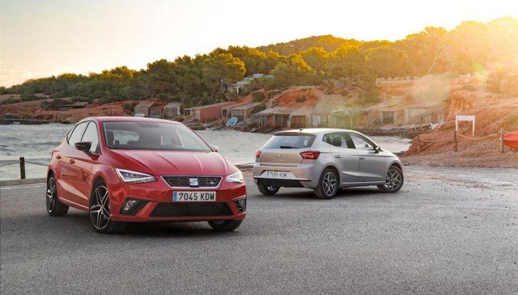 Nuova Seat Ibiza 1.6 TDI: il Diesel è sempre più raffinato e pulito - Foto 1 di 19