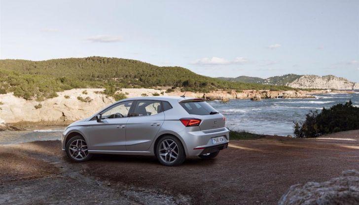 Nuova Seat Ibiza 1.6 TDI: il Diesel è sempre più raffinato e pulito - Foto 3 di 19
