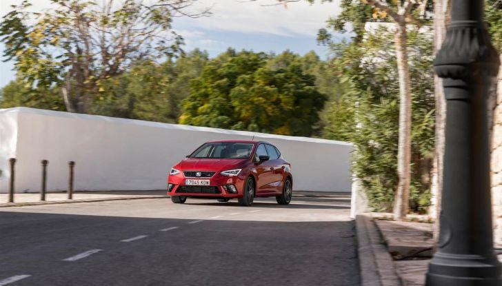 Nuova Seat Ibiza 1.6 TDI: il Diesel è sempre più raffinato e pulito - Foto 5 di 19