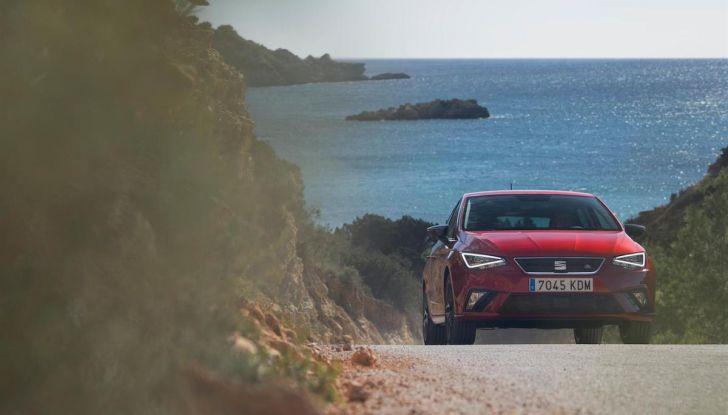 Nuova Seat Ibiza 1.6 TDI: il Diesel è sempre più raffinato e pulito - Foto 7 di 19
