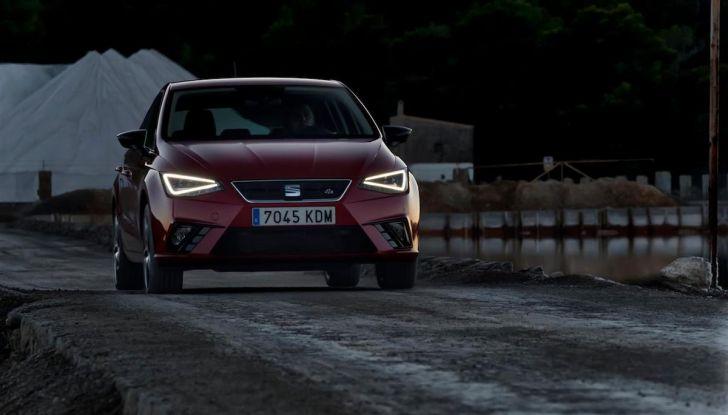 Nuova Seat Ibiza 1.6 TDI: il Diesel è sempre più raffinato e pulito - Foto 8 di 19