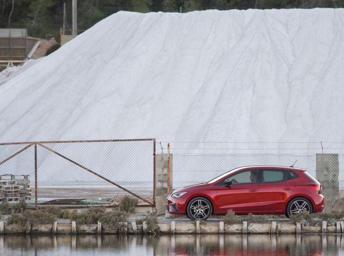 Nuova Seat Ibiza 1.6 TDI: il Diesel è sempre più raffinato e pulito - Foto 10 di 19