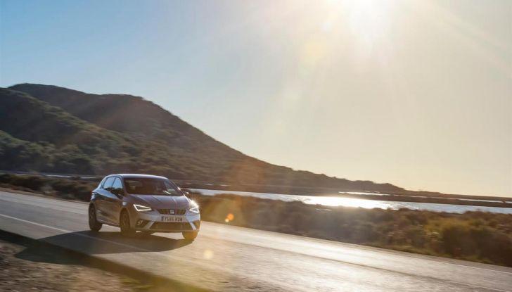 Nuova Seat Ibiza 1.6 TDI: il Diesel è sempre più raffinato e pulito - Foto 12 di 19