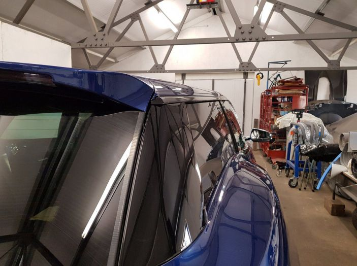 La prima Tesla Model S Station Wagon è dedicata a un barbone - Foto 5 di 5
