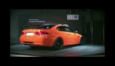Video BMW M3 GTS
