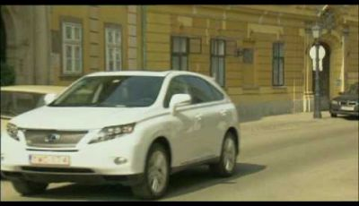 Video Lexus RX 450h