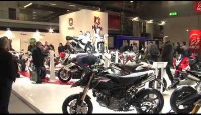 Inaugurazione di Eicma 2012, Esposizione Internazionale del Motociclo