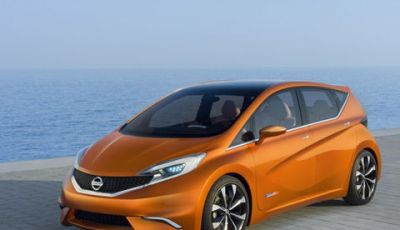Nissan Invitation Concept video ufficiale