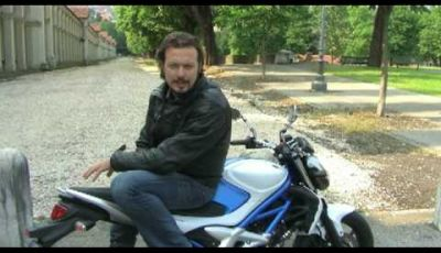 Video Suzuki Gladius - Test Ride