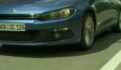 Video Volkswagen Scirocco