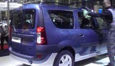 Video Dacia Bologna MotorShow 2007