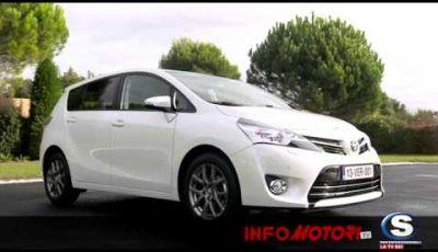 Nuova Toyota Verso: test drive sulle strade della Costa Azzurra