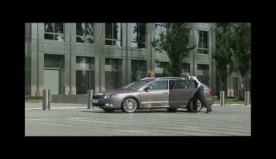 Video Skoda Superb Wagon