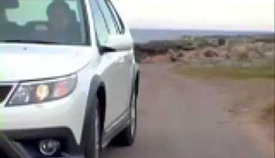 Video Saab 9-3X