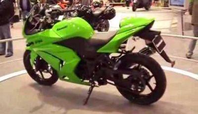 Video Kawasaki – Intermot 2007