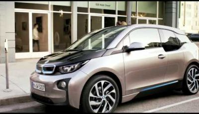 BMW i3 la compatta elettrica di BMW