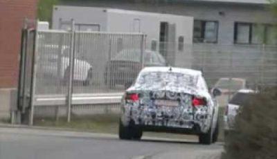 Video Audi A7 Spy