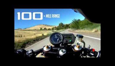 Brammo Empulse Moto Elettrica