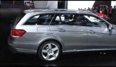 Tutte le novità Mercedes e smart al Salone di Detroit 2013