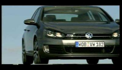 Video Volkswagen Golf GTD – Test Drive