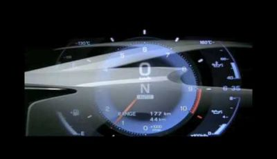 Video Lexus LFA