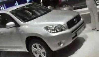 Video Toyota – Francoforte 2007