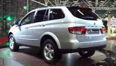 Video Ssangyong – Bologna Motor Show 2007