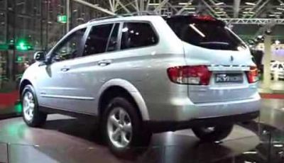 Video Ssangyong – Bologna Motor Show 2007