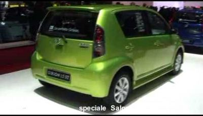 Video Daihatsu – Ginevra 2008