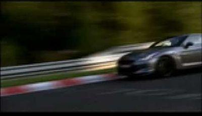 Video Nissan GT-R SpecV
