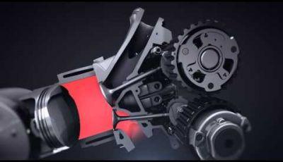 Il nuovo motore Ducati Testastretta DVT