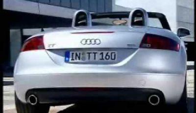 Video Audi TT-Roadster