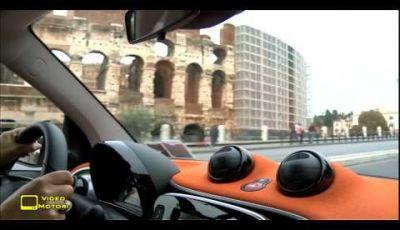 Nuove Smart Fortwo e Forfour presentate in grande stile a Roma