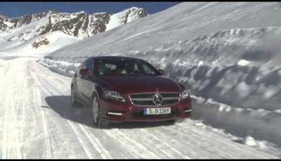Mercedes CLS500 Winterworkshop