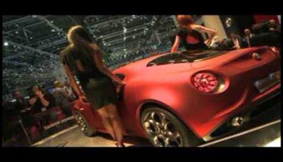 Salone dell'Auto di Ginevra 2011 – Girls
