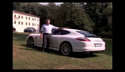 Video Porsche Panamera Turbo – Test Drive