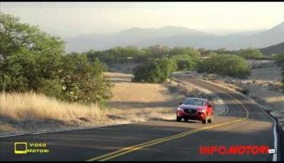 Mazda CX-3, il nuovo crossover compatto giapponese