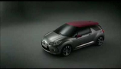 Video Citroen DS3