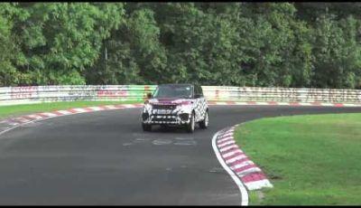 Range Rover Sport R-S video spia