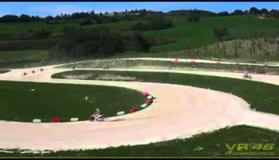 Valentino Rossi, il ranch