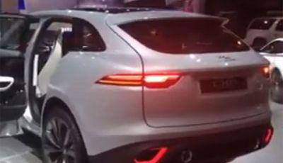 Jaguar CX-17