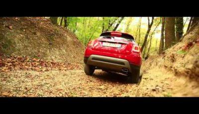 Fiat 500X, il crossover torinese si presenta in un video ufficiale