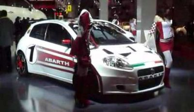 Video Abarth al Motorshow 2007