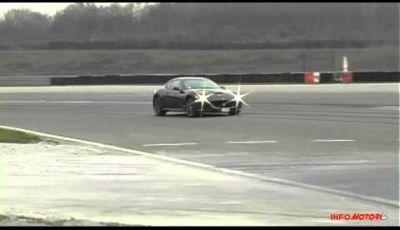 Franciacorta Maserati Granturismo MC Stradale On Track