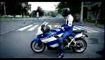 Video Bmw K1200S