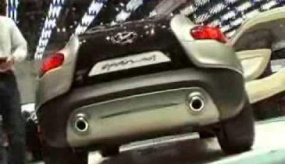 Video Hyundai – Ginevra 2007