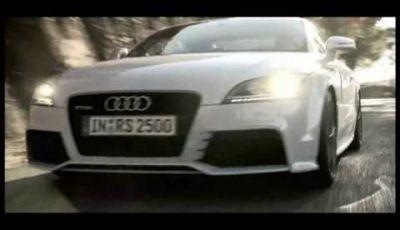 Video Audi TT-RS