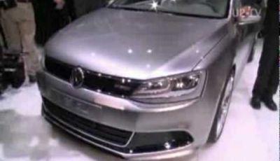 Video Volkswagen Concept Coupè – Detroit 2010