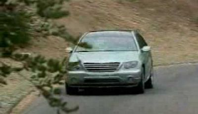 Video Chrysler Pacifica