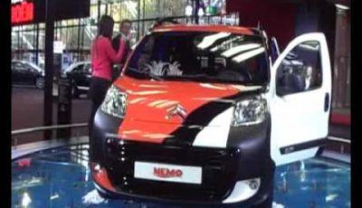 Video Citroen – Motor Show Bologna 2007